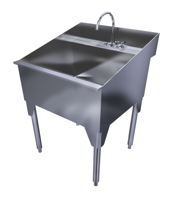 Stainless Steel Utility Sink With Legs : store laundry sinks stainless steel laundry utility sink on legs