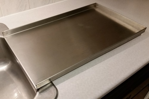 Stainless Steel Drainboard